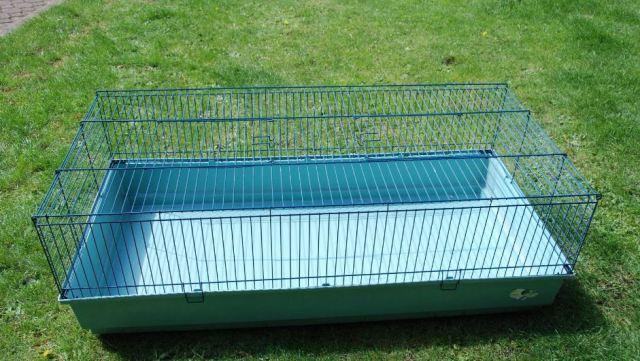 The New Guinea Pig Indoor Cage