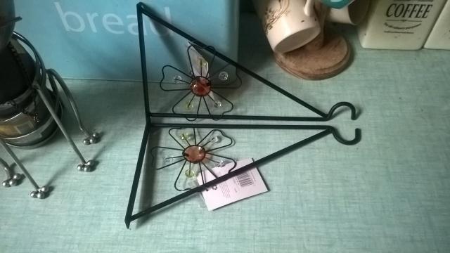 Hanging Basket Brackets From Poundland